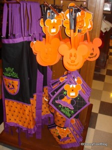 Disney Halloween Kitchen Items