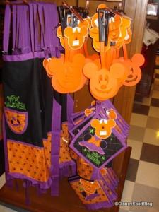 Disney Halloween Kitchen Items