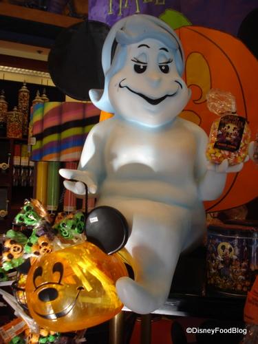 WDW Halloween Display