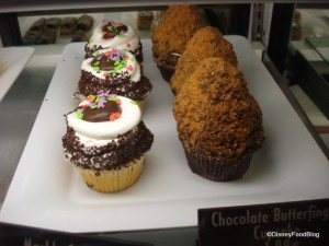 Cupcake and Butterfinger Muffin