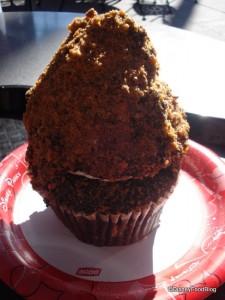 Butterfinger Muffin