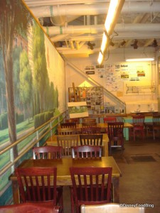 The Paint Room at Backlot Express
