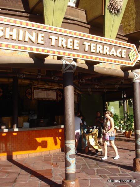 Sunshine Tree Terrace Open for Business