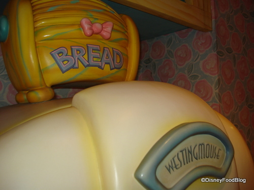 Minnie's Westingmouse Fridge