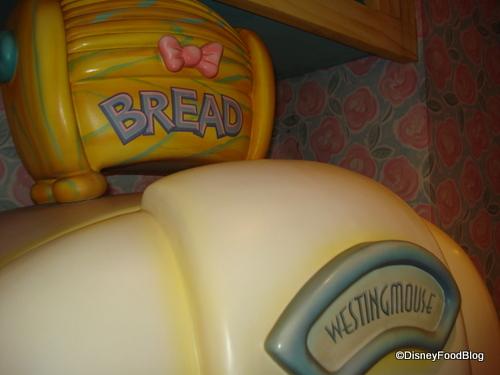 Minnie's Westingmouse Fridge