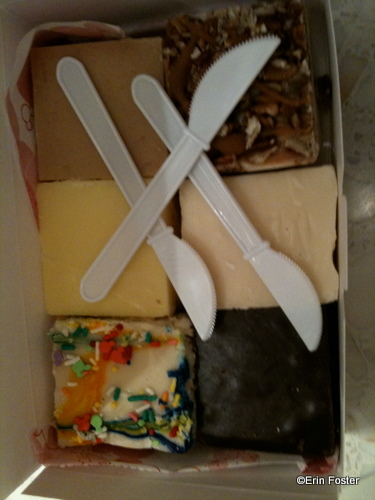 Sampler Box of Disney Fudge