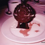 Disney Food Blast From the Past: Chocolate Spaceship Earth