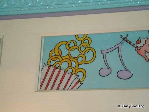 Context Shot for Beaches and Cream Hidden Mickey