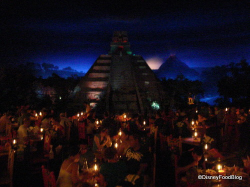 San Angel Inn Pyramid and Dining Room