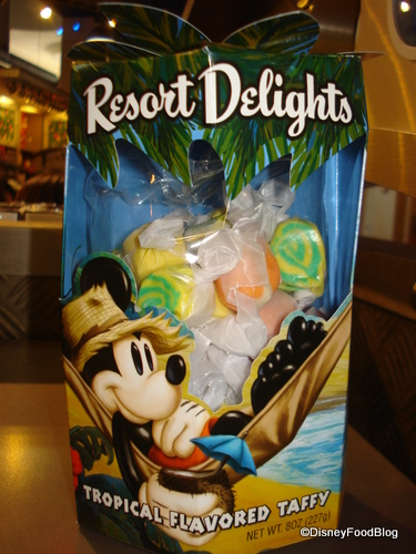 Mickey's Resort Delights Taffy