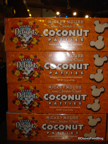 Mickey's Resort Delights Coconut Patties
