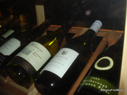 Wines at the Wave