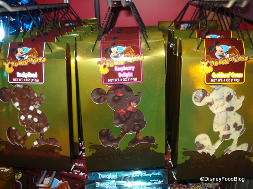 Mickey's Chocolatears Gourmet Chocolate Bark