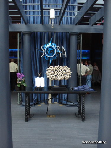 Sora Entrance at Gaylord Palms Resort