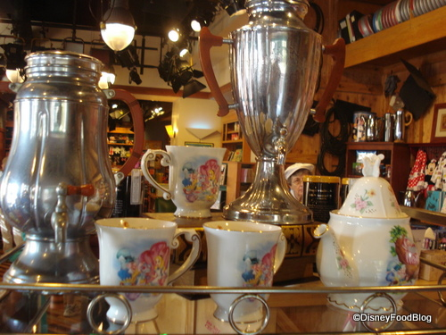 Alice's Tea Display
