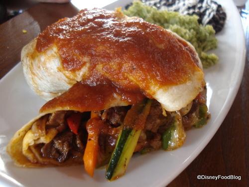 Paradiso 37 Burrito