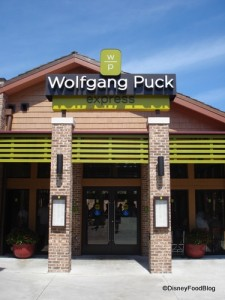 Wolfgang Puck Express Downtown Disney