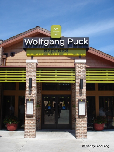Wolfgang Puck Express in Downtown Disney