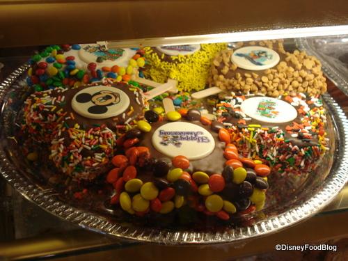 Grab A Pre-Made Celebration Snack