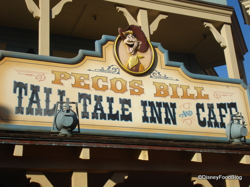 Pecos Bill's Tall Tale Inn and Cafe