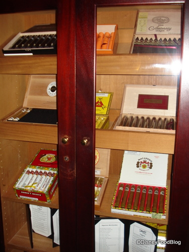 One of the Shula's Humidors