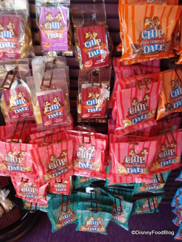 Chip and Dale Food Products
