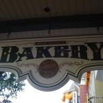 Disney World's Main Street Bakery