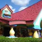 Mickey's Country House Kitchen