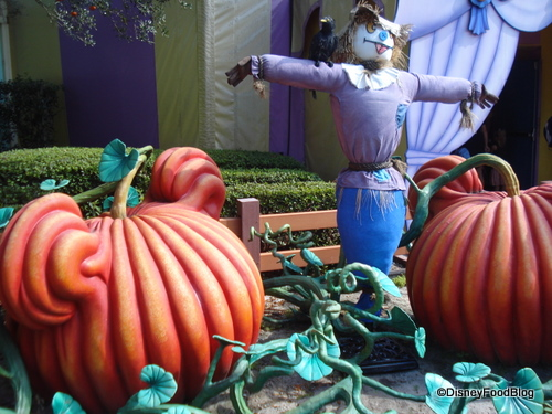 Mickey's Pumpkins
