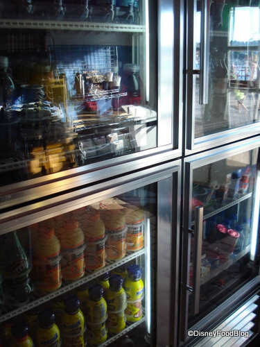 Cold Items and Drinks