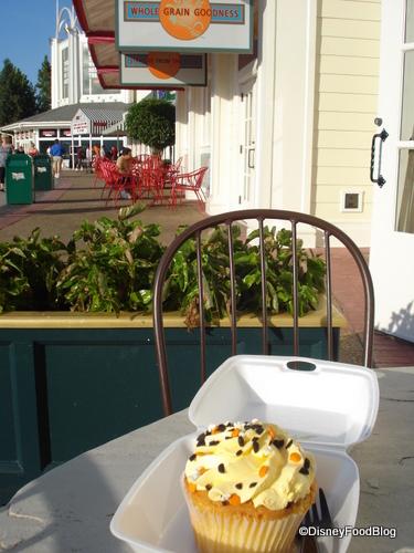 Boardwalk Bakery Seating