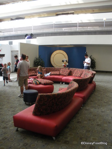 Photo and Waiting Area
