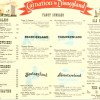 Disney Food History: Disneyland's Carnation