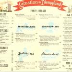 Disney Food History: Disneyland's Carnation Ice Cream Parlor