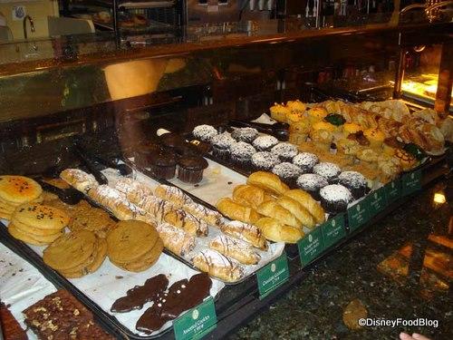 Treat Options at the Main Street Bakery