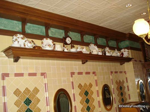 Main Street Bakery Teapot Collection