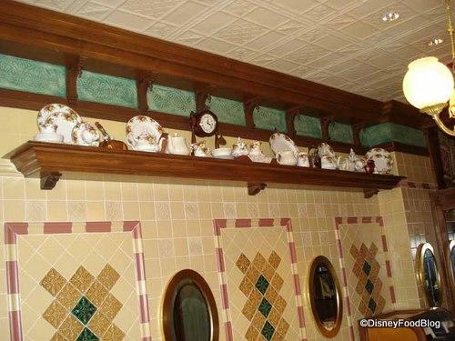 Main Street Bakery Teapot Collection