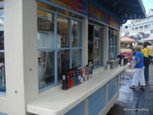 Boardwalk To Go Kiosk