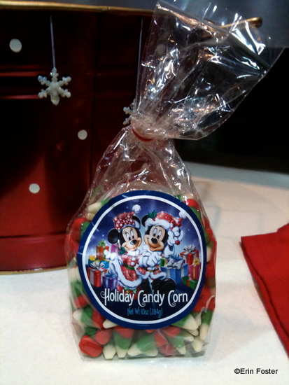 Disney Christmas Candy Corn