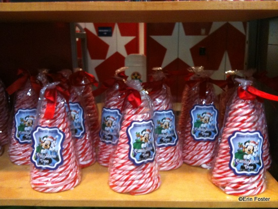 Candy Cane Trees