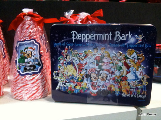 Disney Peppermint Bark