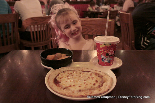 Mama Melrose Kids' Pizza Meal