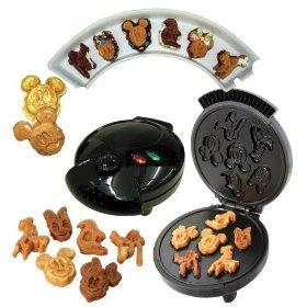 Mickey Waffle Maker