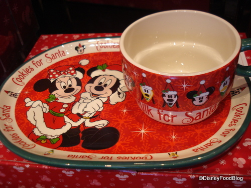 Holiday-Themed Plate and Mug Set