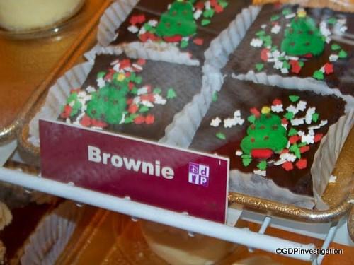Boadwalk Holiday Brownie