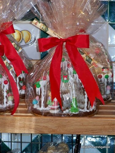 premade gingerbread at bw bakery