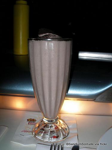 Sci Fi Milkshake