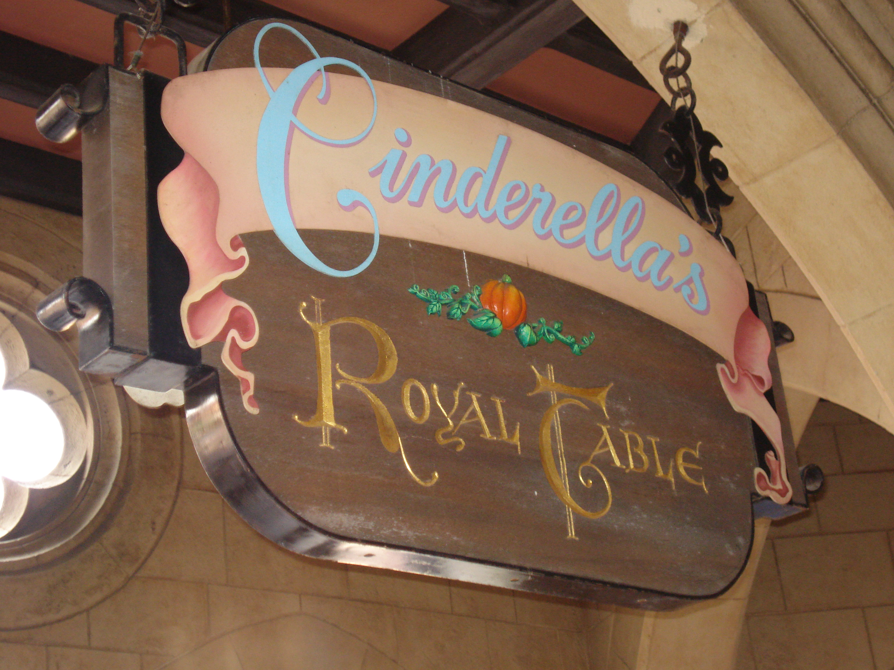 Cinderella S Royal Table