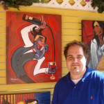 Interview: Disney D23 Expo and F&W Festival Artist Tim Rogerson