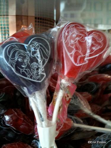 Disney Princess Lollipops